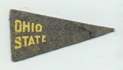 "Missouri Western State Griffons Wool 12/"" x 30/"" Raised Printed Pennant"